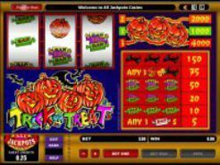 Trick or Treat Slots (Microgaming)